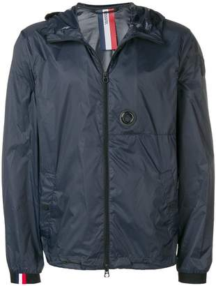 Rossignol hooded rain jacket