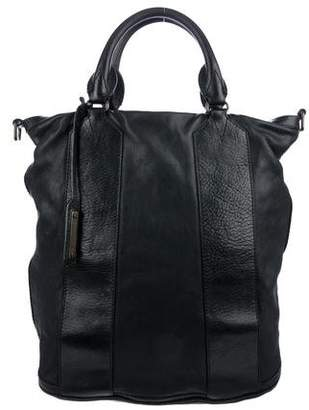 Burberry Smooth Leather Tote