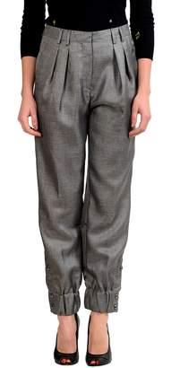 Viktor & Rolf Women's Wool Pleated Dress Pants