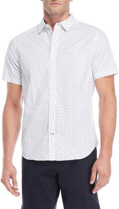 Nautica Anchor Short Sleeve Shirt