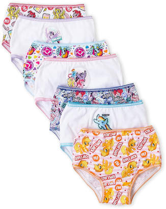 My Little Pony (Toddler Girls) 7-Pack Panties