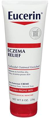 Eucerin Eczema Relief Body Creme 8.0 Ounce (Packaging May Vary)
