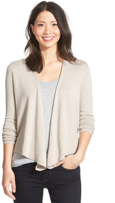 NIC+ZOE 4-Way Convertible Long Sleeve Cardigan $98 thestylecure.com