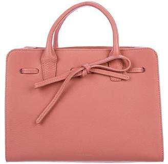 Mansur Gavriel Sun Leather Bag