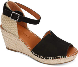 3152c6a7f3f Gentle Souls by Kenneth Cole Women Charli Espadrille Wedge Sandals Women  Shoes