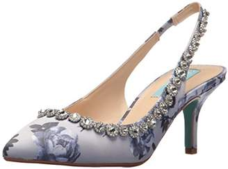 Betsey Johnson Blue by Women's SB-Cici Pump
