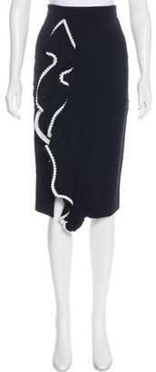 Alexis Knee-Length Skirt