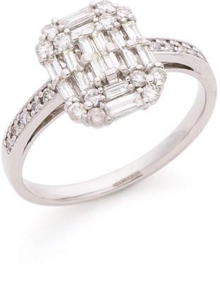 GIANTTI プラチナ ダイヤモンド リング プラチナ 9