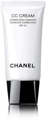 Chanel Cc Cream Complete Correction SPF50