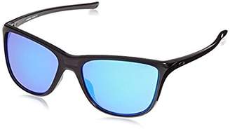 Oakley Women's Reverie Polarized Square Sunglasses