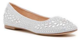 Ralph Lauren Lorraine Becky Embellished Flat