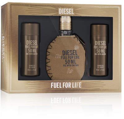 DieselDiesel FUEL FOR LIFE 50ML GIFT SET