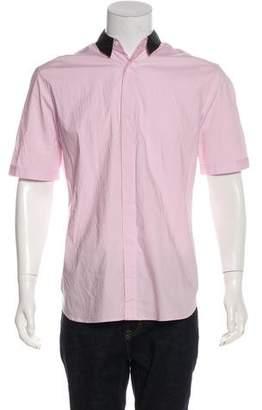 3.1 Phillip Lim Woven Bowling Shirt