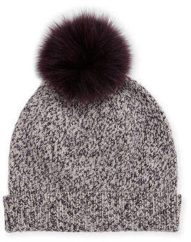 1a9dc288e Women's Cashmere Knit Hat - ShopStyle