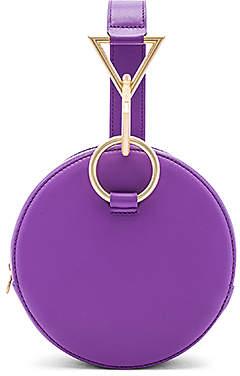 Tara Zadeh Azar Calf Leather Clutch Bag
