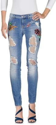 MARCO BOLOGNA Denim pants - Item 42531522LM