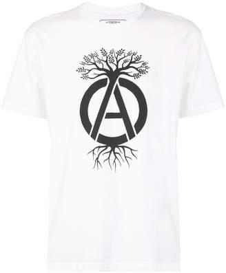 Neighborhood print T-shirt