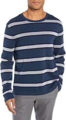 Club Monaco Trim Fit Stripe Sweater