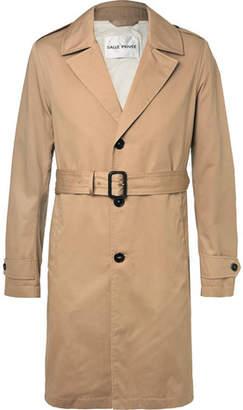 Privee SALLE Thom Cotton-Poplin Trench Coat