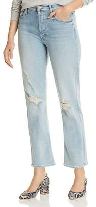 Mother The Tomcat Relaxed-Fit Jeans in Super Blast From The Past