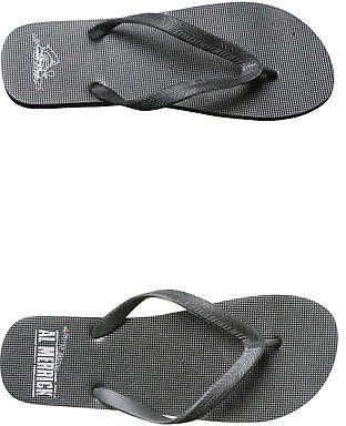 Freewaters New Men's X Channel Islands Friday Thong Rubber Black