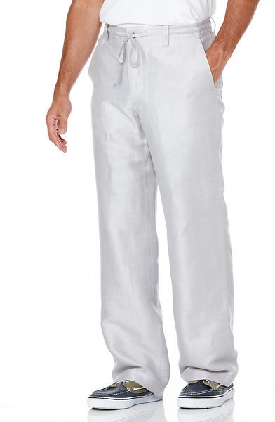 Perry Ellis Twill Draw String Pant