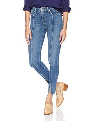 Joe's Jeans Women's Charlie HIGH Rise Skinny Ankle Jean with Seam Detail