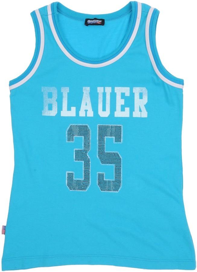 Blauer T-shirts - Item 37941020