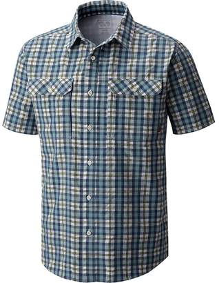 Mountain Hardwear Canyon AC Short-Sleeve Shirt - Men's
