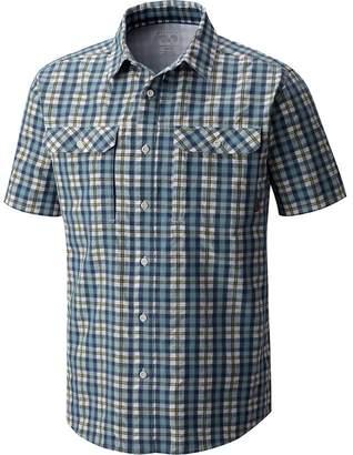 Mountain Hardwear Canyon AC Short-Sleeve Shirt - Men's