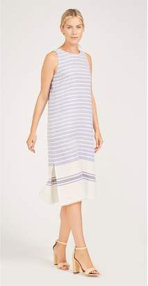 J.Mclaughlin South Beach Tunic Dress in Stripe