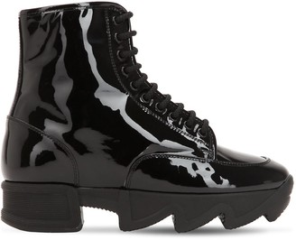 Iri 45mm Patent Leather Boots