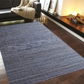 Cornermill Deodara Jute Rug, Black 160 x 230 cm