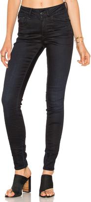 G-Star Lynn High Rise Skinny $160 thestylecure.com