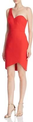 BCBGMAXAZRIA One-Shoulder Cocktail Dress - 100% Exclusive