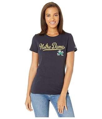 Champion College Notre Dame Fighting Irish University Tee