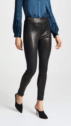 Veronica Beard Indy Leather Leggings