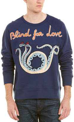 5aec1c3e5 Gucci Blind For Love Cotton Sweatshirt