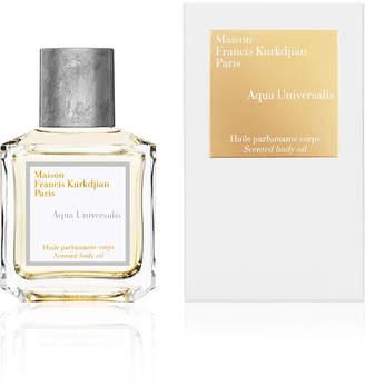 Francis Kurkdjian Aqua Universalis Scented Body Oil, 2.4 oz./ 70 mL