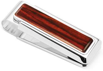 M-Clip Wood Inlay Money Clip