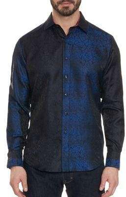 Robert Graham Jacquard Limited Edition Button-Down Shirt