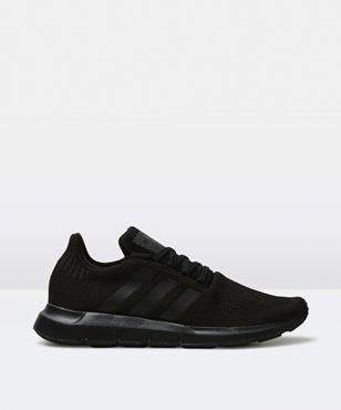 adidas Swift Run Black Black Shoe