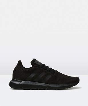 adidas Swift Run Black Black Shoe