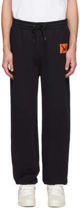 Calvin Klein Jeans Est. 1978 Black Icon Lounge Pants