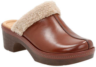 Clarks Preslet Grove Womens Clogs Slip-on Closed Toe