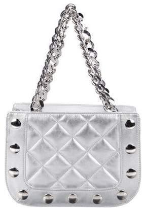 Thomas Wylde Metallic Quilted Crossbody Bag w/ Tags