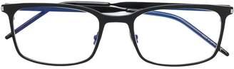 Saint Laurent Eyewear rectangular shaped glasses