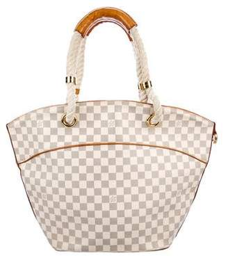 Louis Vuitton Damier Pampelonne GM