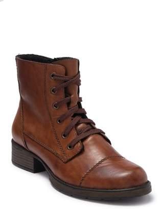 Rieker Faith 10 Leather Boot