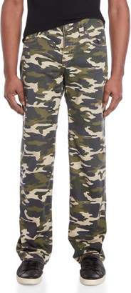 True Religion Ricky Camo Relaxed Straight Pants